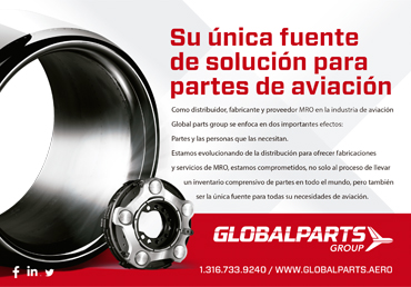 Global Parts - Anuncio 2 Aviación Comercial