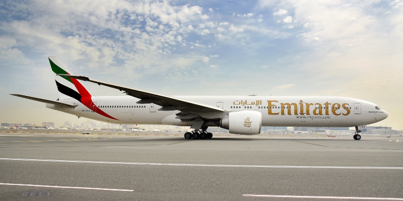 Emirates modifica diez 777-300ER en cargueros