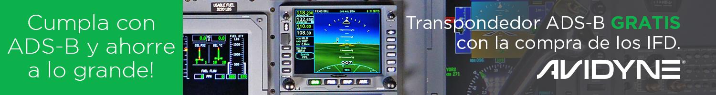 Anuncio 1 Aviacion Ligera - AVIDYNE