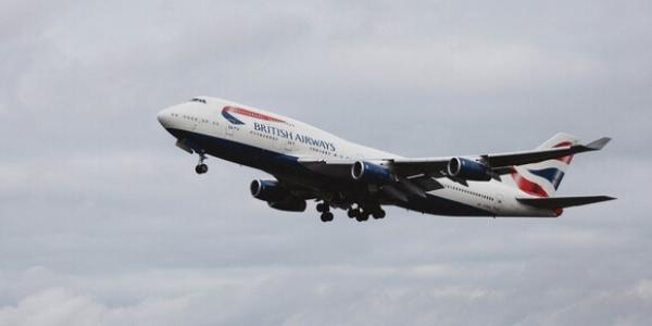 Adiós al primero de los últimos 747 de British Airways