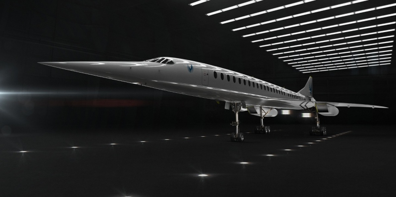 Boom Supersonic Overture